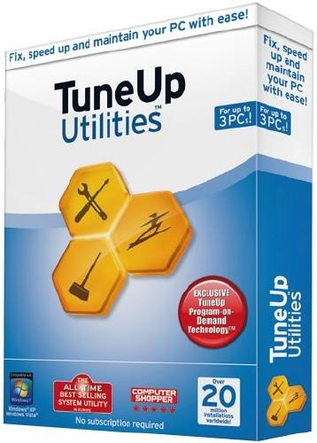 TuneUp Utilities 2011 v 10.0.4320.9 Rus Тихая установка