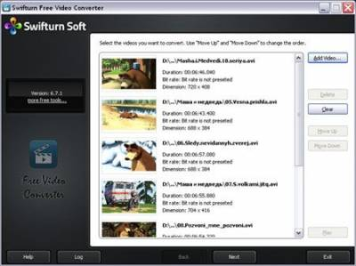 Swifturn Free Video Converter 6.7.1
